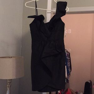 voom by Joy Han Black Dress